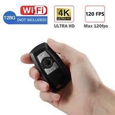 Wireless Wi-Fi 4K Covert Hidden Spy Camera Video Recorder in Car Key Fob Remote