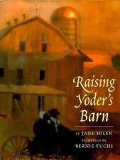 Raising Yoder's Barn-ExLibrary