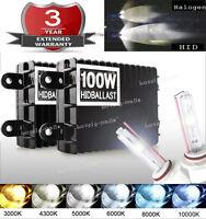 55/75/100W Xenon Headlight Conversion HID KIT H1 H3 H7 H9 9005 9006 H4 9007 TY
