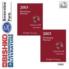 LINCOLN LS 2000 WORKSHOP MANUAL Pdf …