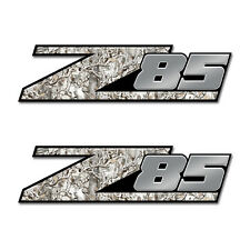 Z85 Truck Bed Camo Buck Skull Snow (2 pack) FORD GMC CHEVY Toyota DODGE  Z85a07