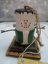Midwest Cannon Falls S'mores Original Halloween Xmas Frankenstein Ornament New