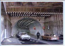 CP 74 Haute-Savoie - Chamonix-Mont-Blanc - Tunnel du Mont-Blanc - Citroën DS