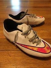 Nike Men's Mercurial Soccer Cleats Size 10