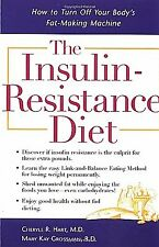 Book-The Insulin-Resistance Diet, Cheryle R. Hart, M.D., Mary Kay Grossman, R.D.
