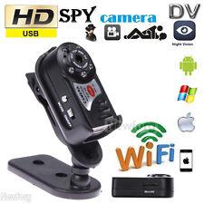 Mini WIFI P2P Wireless Spy Micro Camera Q7 DV Car DVR Video Recorder Camcorder
