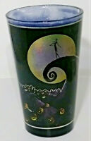 Disney A Nightmare Before Christmas Jack Skeleton Full Moon Glass Tumbler Clear