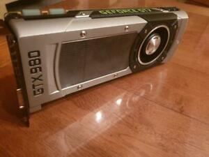 NVIDIA GTX 980 4Go