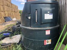 Harlequin 1400 Litre Upright Bunded Tank (Electric Pump)