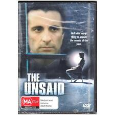 DVD UNSAID, THE - ANDY GARCIA, VINCENT KARTHEISER, TERI POLO R4 [BNS]