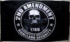 3x5 2nd Amendment 1789 Flag