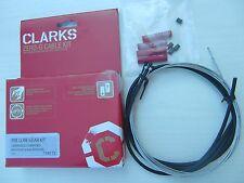 Clarks Oro Cable Kit cambio-set PARA CAMPAGNOLO CABLE DE CAMBIO schaltzughüllen