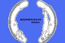 Bremsbacken hinten Skoda Octavia l  (1U)  Bj 96-10