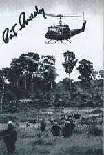 Pat Brady signed autograph Vietnam War Medal Of Honor RARE COA LOOK!