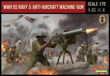 STRELETS MINI 1/72 seconda guerra mondiale della marina americana anti-AEREI MITRAGLIATRICE # M112