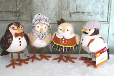 Target 2018 Holiday Featherly Friends Fall Harvest Thanksgiving Decor Birds 4