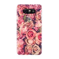 Cover e custodie plastici rosi modello Per LG G5 per cellulari e palmari