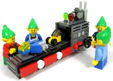4 NEW LEGO ELF and TOY MACHINE LOT minifig 10245 minifigures santa's workshop