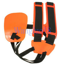 Double Shoulder Harness Padded For Stihl 4119 710 9001 Brushcutter