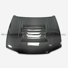 New Front Hood Bonnet NismoStyle For Nissan Skyline R33 GTS Spec 1 Carbon Fiber