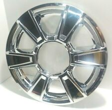"For 2010-13 GMC Terrain 4 NEW 17"" Chrome Wheel Skins Hubcaps Alloy Rim Covers"