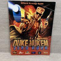 Official Strategy Guide - Duke Nukem - Zero Hour - N64