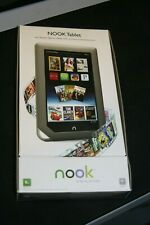 Nook Tablet, BNT250A, 2GB, Complete w/ Box