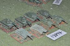 10mm WW2 RUSSIAN veicoli (come foto) (13894)