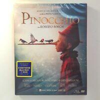 PINOCCHIO /bluray - edizione limitata numerata amazon - Garrone Benigni - NUOVO