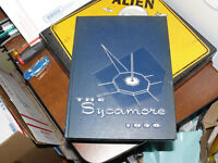 Sycamore 1956 -- Indiana State Teachers College Terre Haute -- yearbook