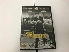 Mr Smith Goes To Washington DVD Jean Arthur James Stewart 5035822038134