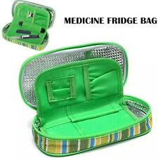 Medicine Diabetic Insulin Cooling Pouch Cooler Ice Pack Bag Travel Outdoor Case