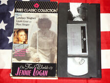 The Two Worlds of Jennie Logan (VHS, 1979, TV Movie) Lindsay Wagner, Marc Singer