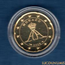 Monaco 2006 20 Centimes d'euro BE FDC 11180 ex du BE RARE - Monaco