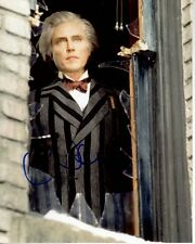CHRISTOPHER WALKEN Signed Autographed BATMAN RETURNS MAX SHRECK Photo