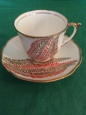 BELL CHINA MADE IN ENGLAND CUP & SAUCER