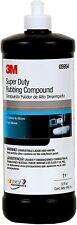 3M 05954 Super Duty Rubbing Compound, 1 quart - FREE SHIPPING