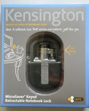 Kensington MicroSaver Keyed Retractable Notebook Laptop Lock SecurityCable 64538