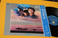 CHAMPIONS LP COLONNA SONORA ORIG JAPAN NM TOP AUDIOFILI OBI !!