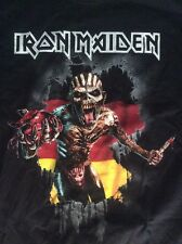 Iron Maiden-Event T-shirt, size: L/tour 2016-Germany/Book of Souls