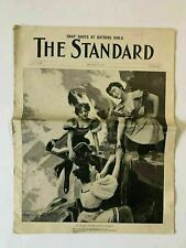 The Standard 1895 Newspaper NYC Arts , Bathing Girls At The Beach Images