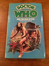 Doctor Who and the Face of Evil 1978 Longbow W.H. Allen Hardback