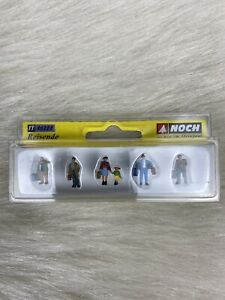 Noch 45224 TT Gauge Figurines Passenger NEW!!