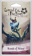 Legend of the Five Rings Card Game: Bonds of Blood Dynasty Pack FFGL5C20