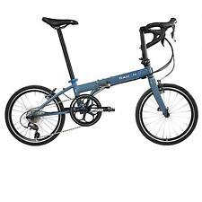 Dahon SPEED D30 30-Gang Faltrad 20 Zoll Klapp Fahrrad Universal Shimano Blau