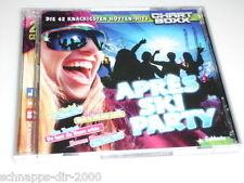 APRES SKI PARTY 2 CD'S MIT TIM TOUPET - PETER WACKEL - MARKUS BECKER - DJ ÖTZI