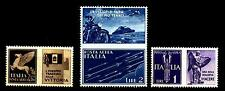 ITALIA - Regno - Propaganda di guerra - 1942 - Franc. posta aerea - Non emessi