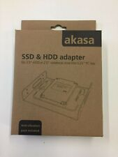 """Akasa SSD & HDD adapter - AK-HDA-01 Suitable for 3.5"""" HDD and 2.5"""" SSD/HDD"""