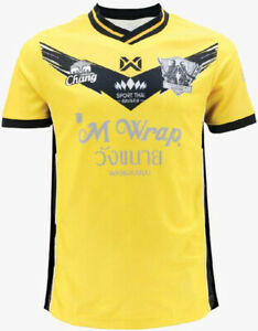 Authentic Angthong Warrior FC Thailand Football Soccer Thai League Jersey Shirt