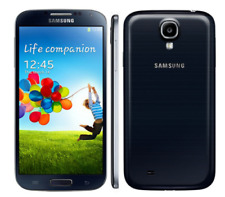 "5"" Unlocked SAMSUNG Galaxy S4 GT-I9500 Android OS 16GB 13MP Smartphone-Black"